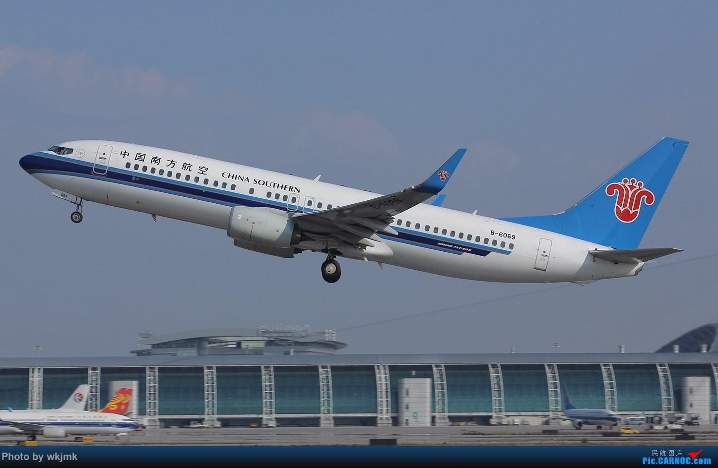 Re:[原创]广州拍即之旅 AIRBUS A330-300 B-6096 中国广州白云国际机场