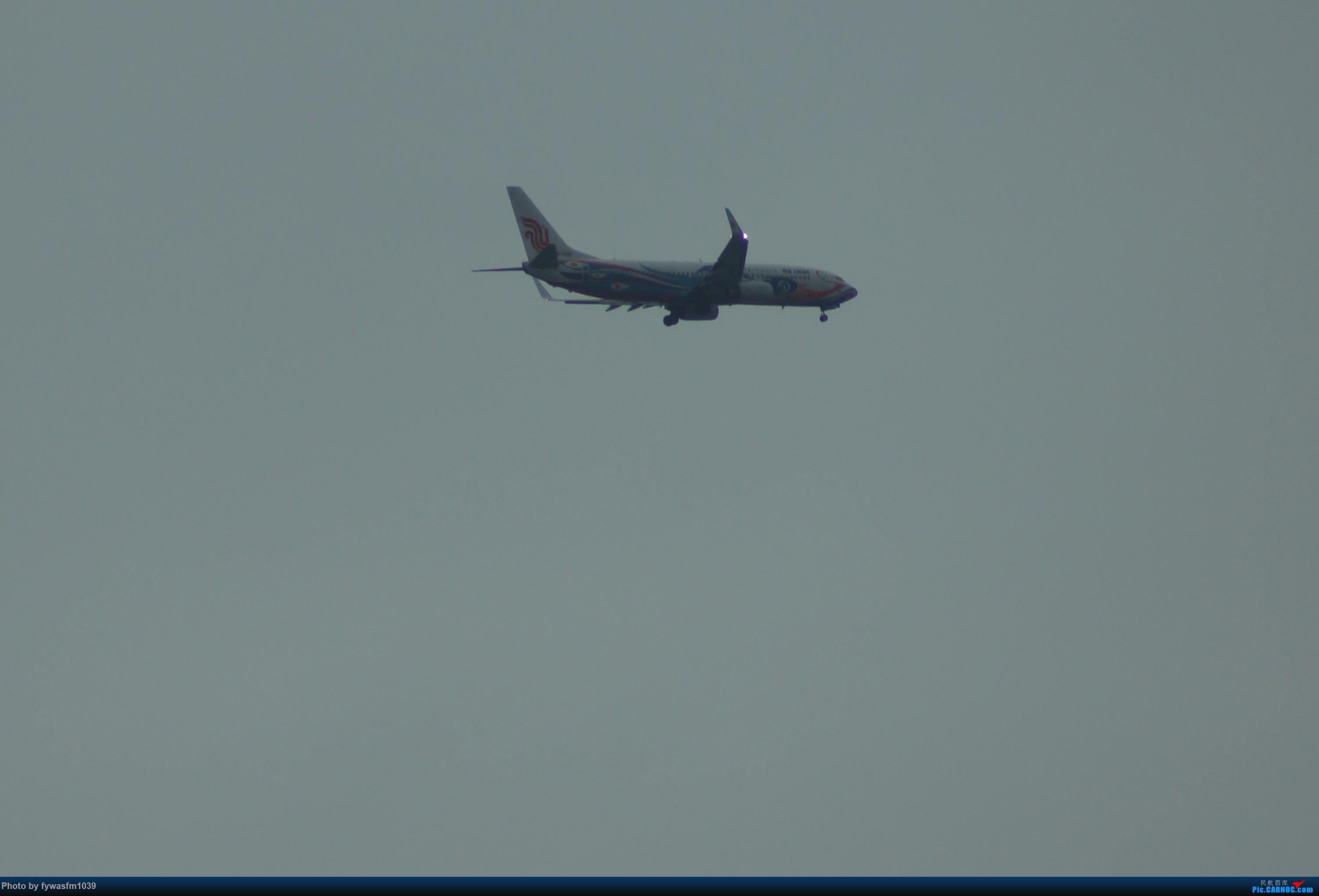 Re:[原创]临河里上空随拍 BOEING 737-800