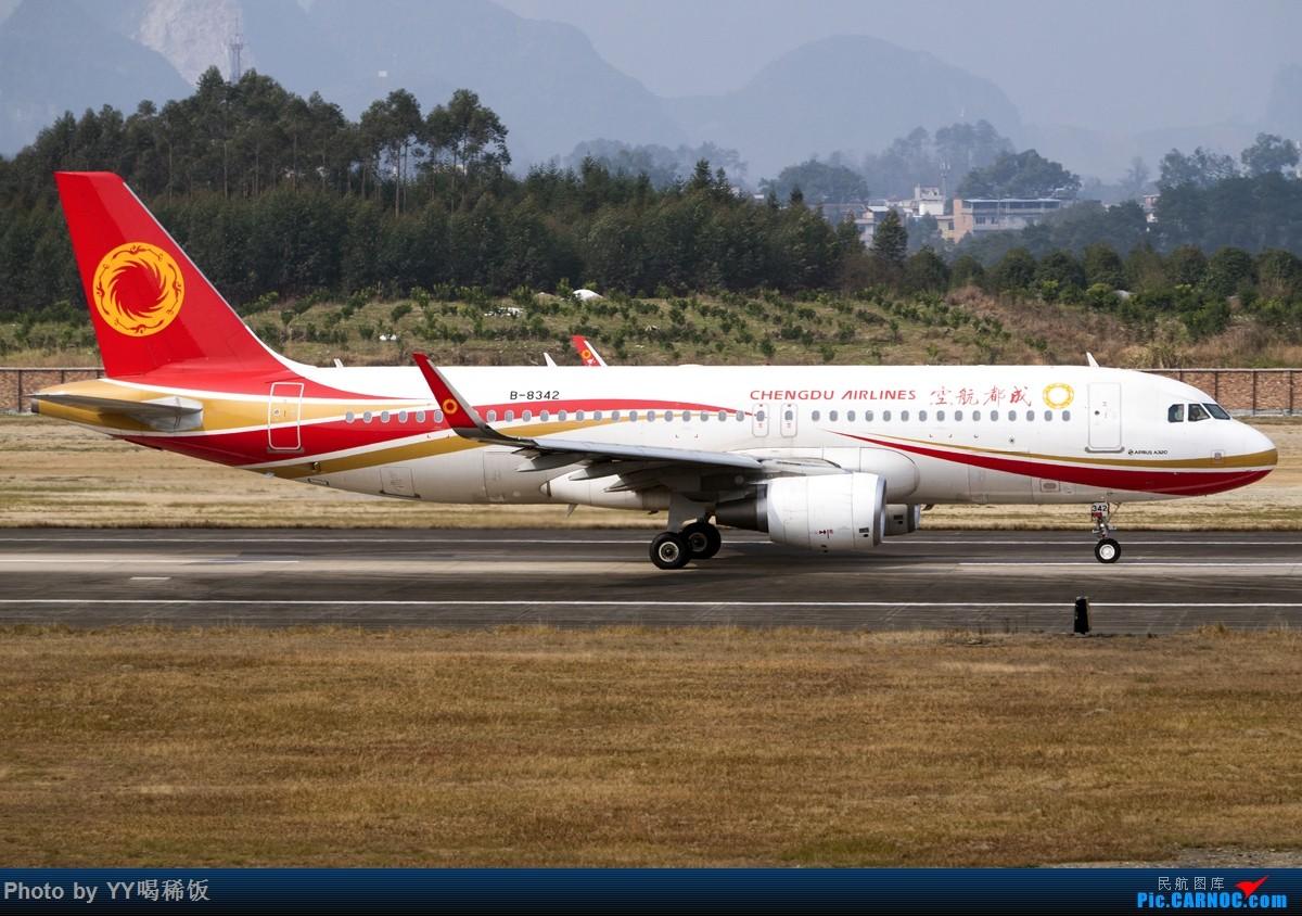 Re:[原创]春节桂林拍机,都是小家伙 AIRBUS A320-200 B-8243 中国桂林两江国际机场