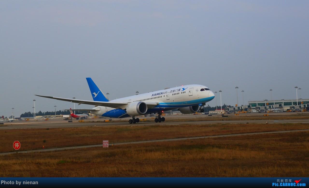 [原创]B-2760 起飞一组 BOEING 787-8 B-2760 中国福州长乐国际机场