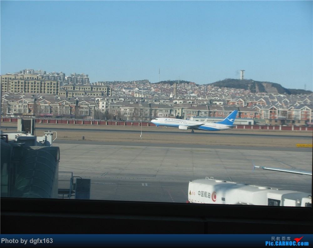 Re:[原创]]【dgfx163的游记(8)】南方航空 A320-200 CZ3986 大连DLC-南京NKG 再一次搭乘南航,前往古都南京! BOEING 737-800 B-6486 中国大连国际机场