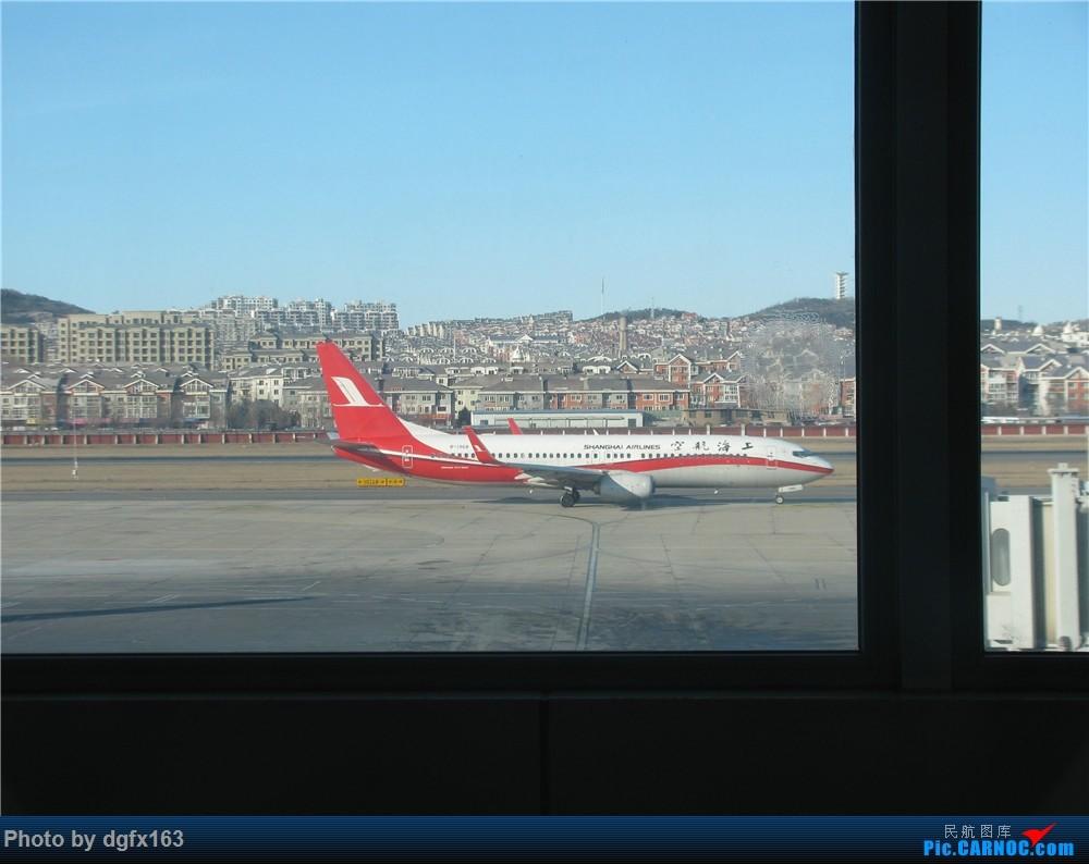 Re:[原创]]【dgfx163的游记(8)】南方航空 A320-200 CZ3986 大连DLC-南京NKG 再一次搭乘南航,前往古都南京! BOEING 737-800 B-1968 中国大连国际机场