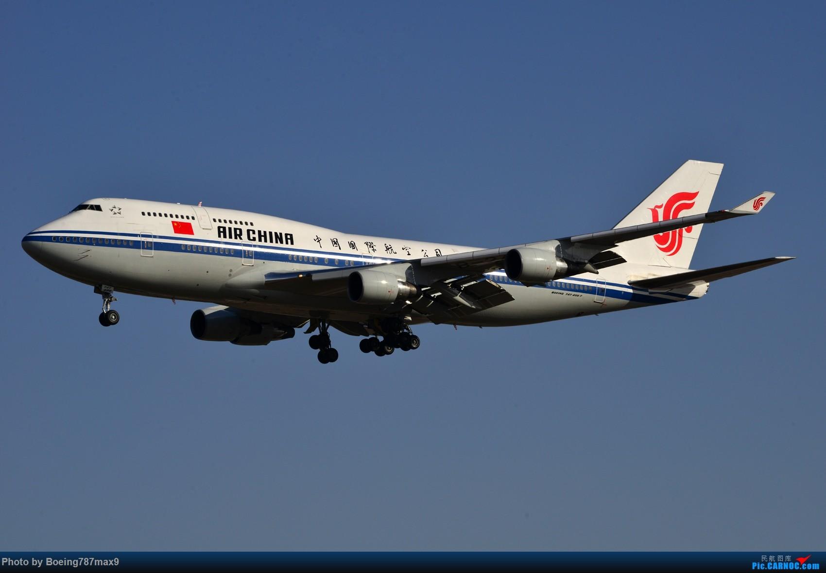 Re:[原创]【PEK】好天奔赴首都机场,好天好货!!!阿航388、海航788、联邦77F、国航744、UA744 BOEING 747-400 B-2447 中国北京首都国际机场
