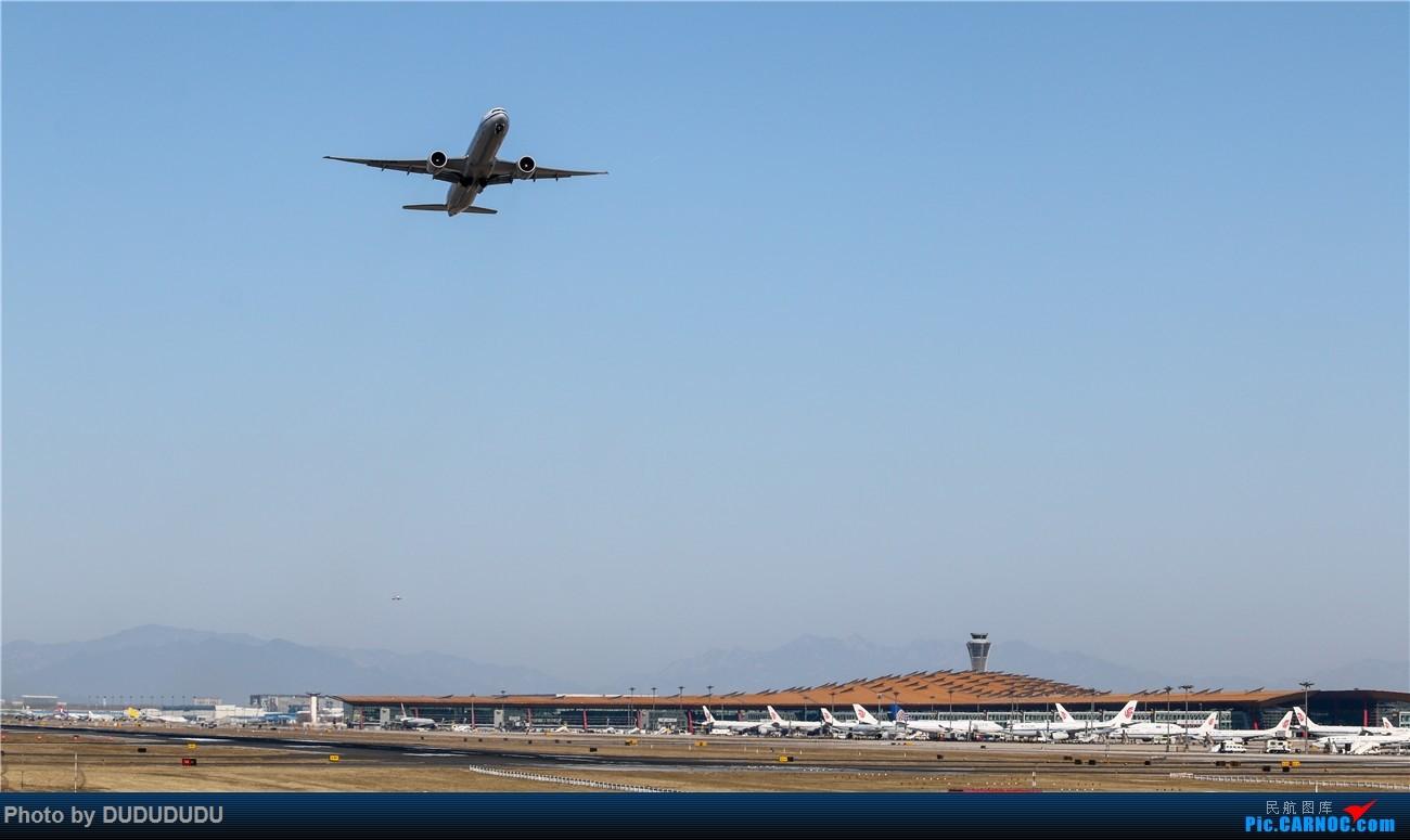 [原创]【DUDUDUDU】年前年后,蓝天下的PEK    中国北京首都国际机场