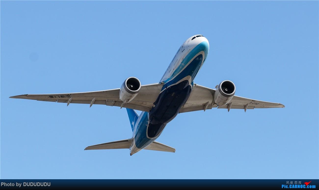 Re:[原创]【DUDUDUDU】年前年后,蓝天下的PEK BOEING 787-8 B-2762 中国北京首都国际机场