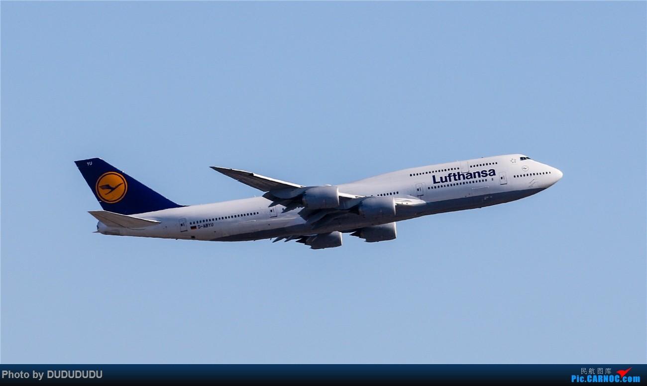 Re:[原创]【DUDUDUDU】年前年后,蓝天下的PEK BOEING 747-8I D-ABYU 中国北京首都国际机场