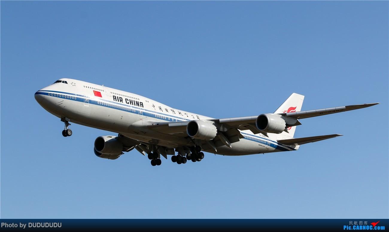 Re:[原创]【DUDUDUDU】年前年后,蓝天下的PEK BOEING 747-8I B-2482 中国北京首都国际机场