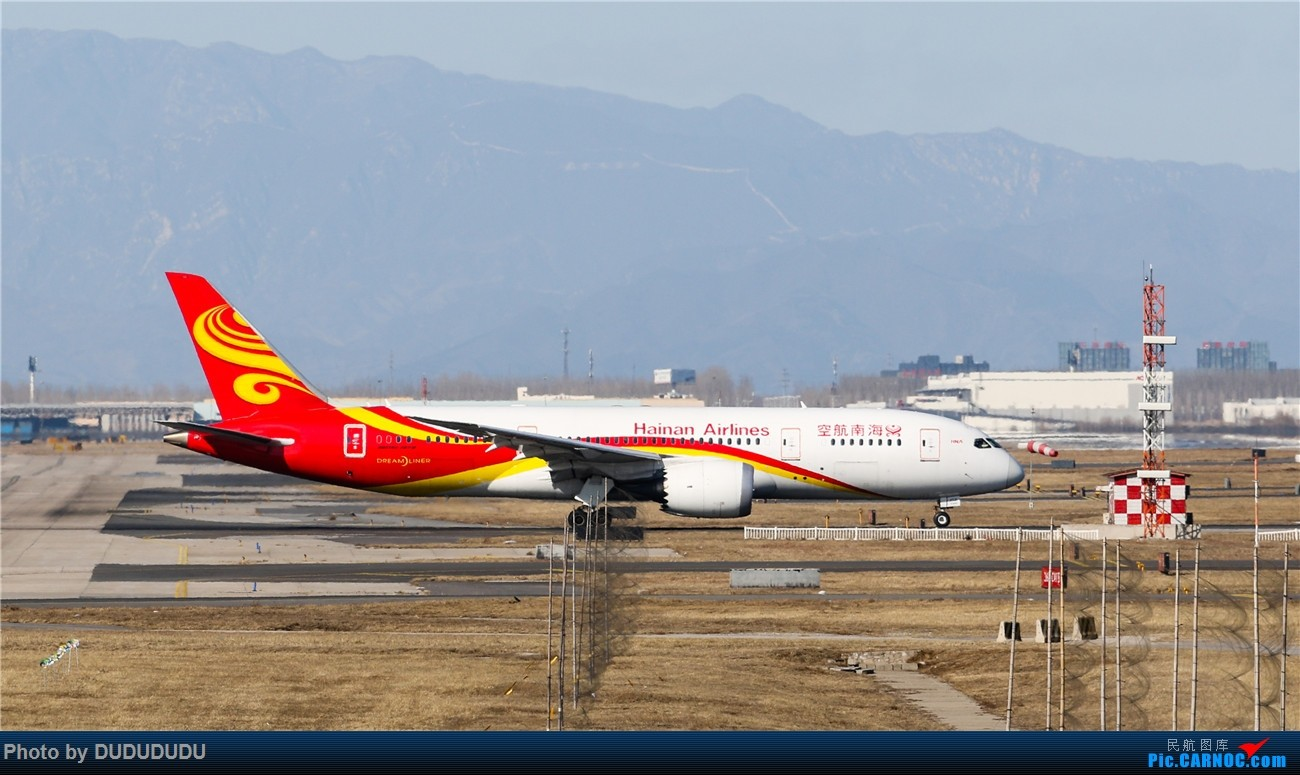 Re:[原创]【DUDUDUDU】年前年后,蓝天下的PEK BOEING 787-8 B-2731 中国北京首都国际机场