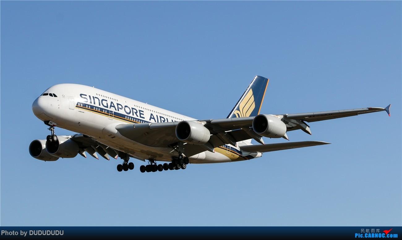 Re:[原创]【DUDUDUDU】年前年后,蓝天下的PEK AIRBUS A380-800 9Y-SKQ 中国北京首都国际机场