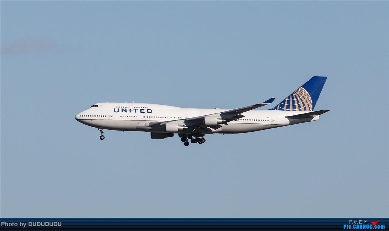 Re:[原创]【DUDUDUDU】年前年后,蓝天下的PEK BOEING 747-400 N119UA 中国北京首都国际机场