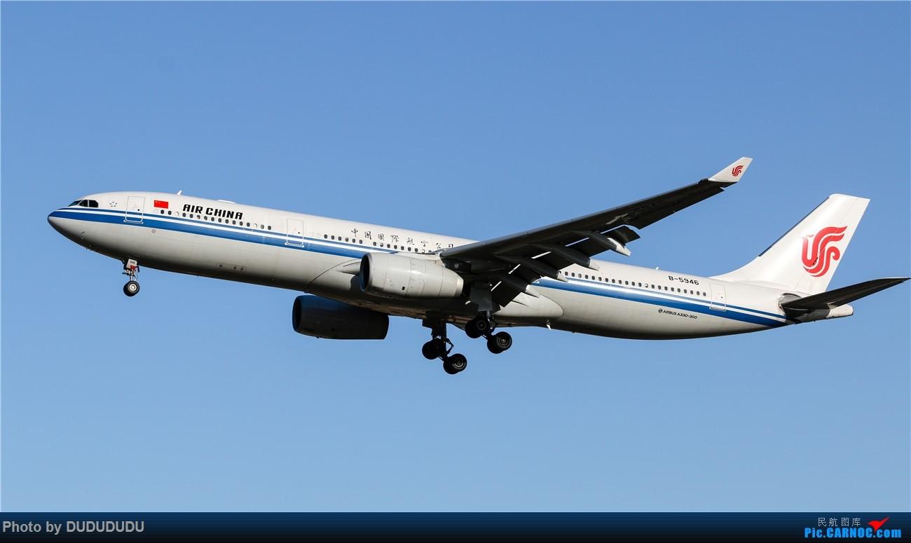 Re:[原创]【DUDUDUDU】年前年后,蓝天下的PEK AIRBUS A330-300 B-5946 中国北京首都国际机场