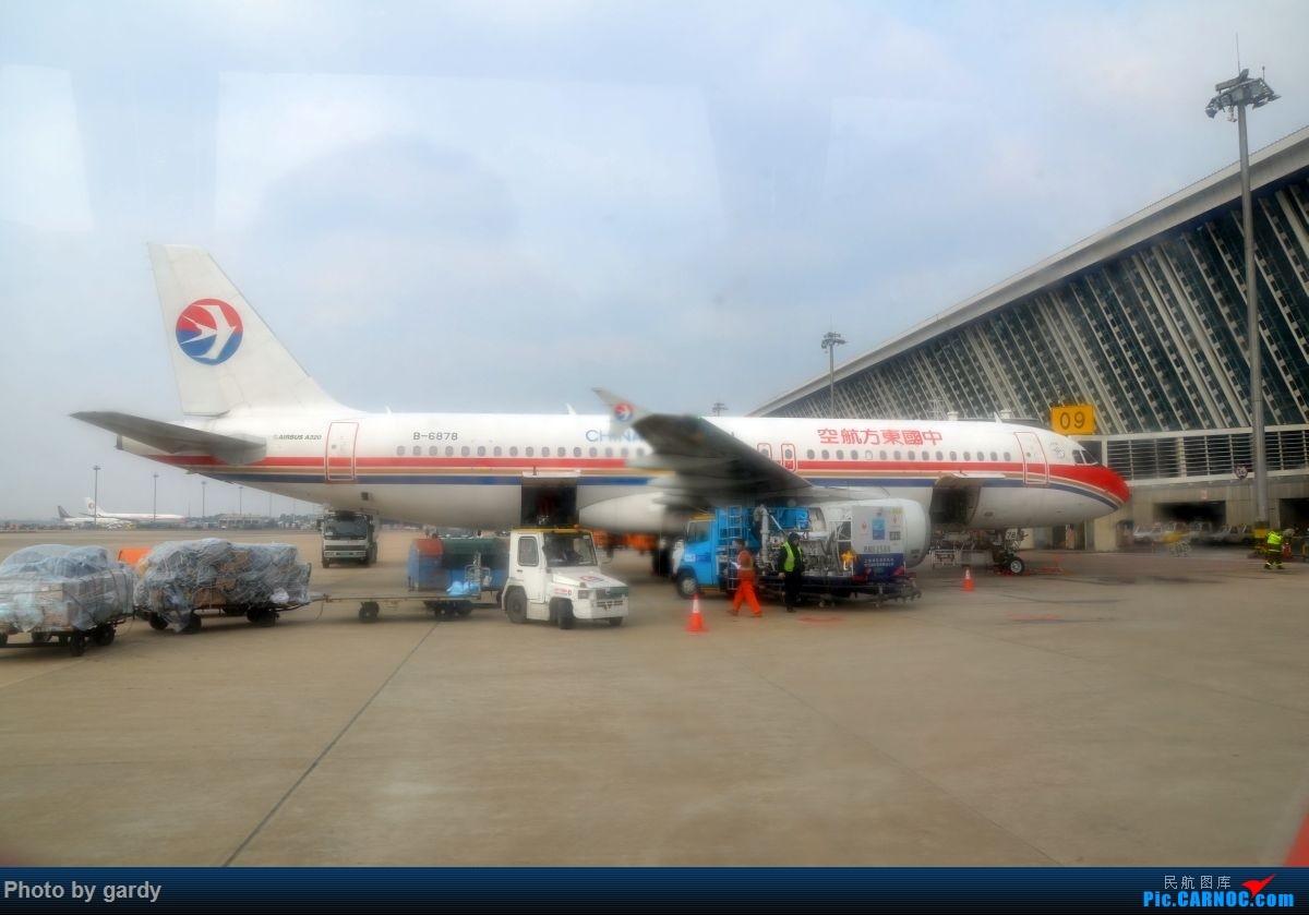 重庆���izd�b��b�_lanka 重庆-上海-科伦坡春节游记 airbus a320-200 b-6878