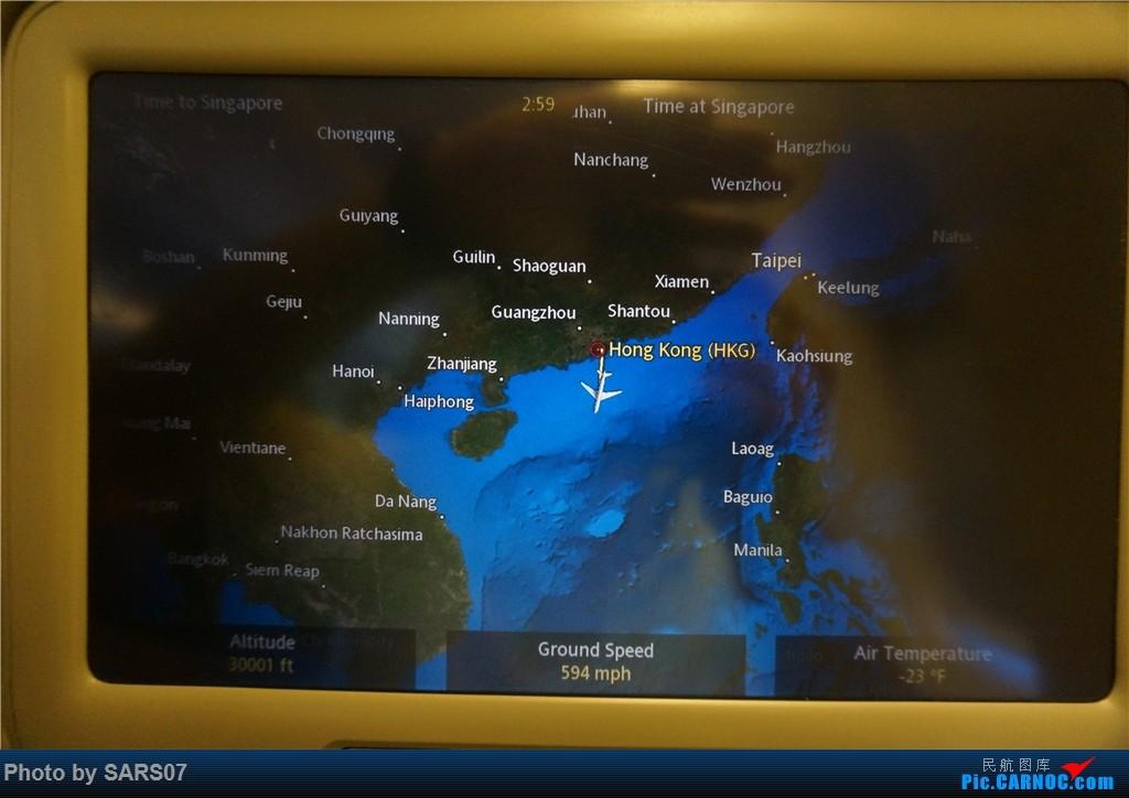 Re:新加坡--泰国普吉岛-蜜月之旅 BOEING 777-300ER 9V-SWJ 中国香港国际机场