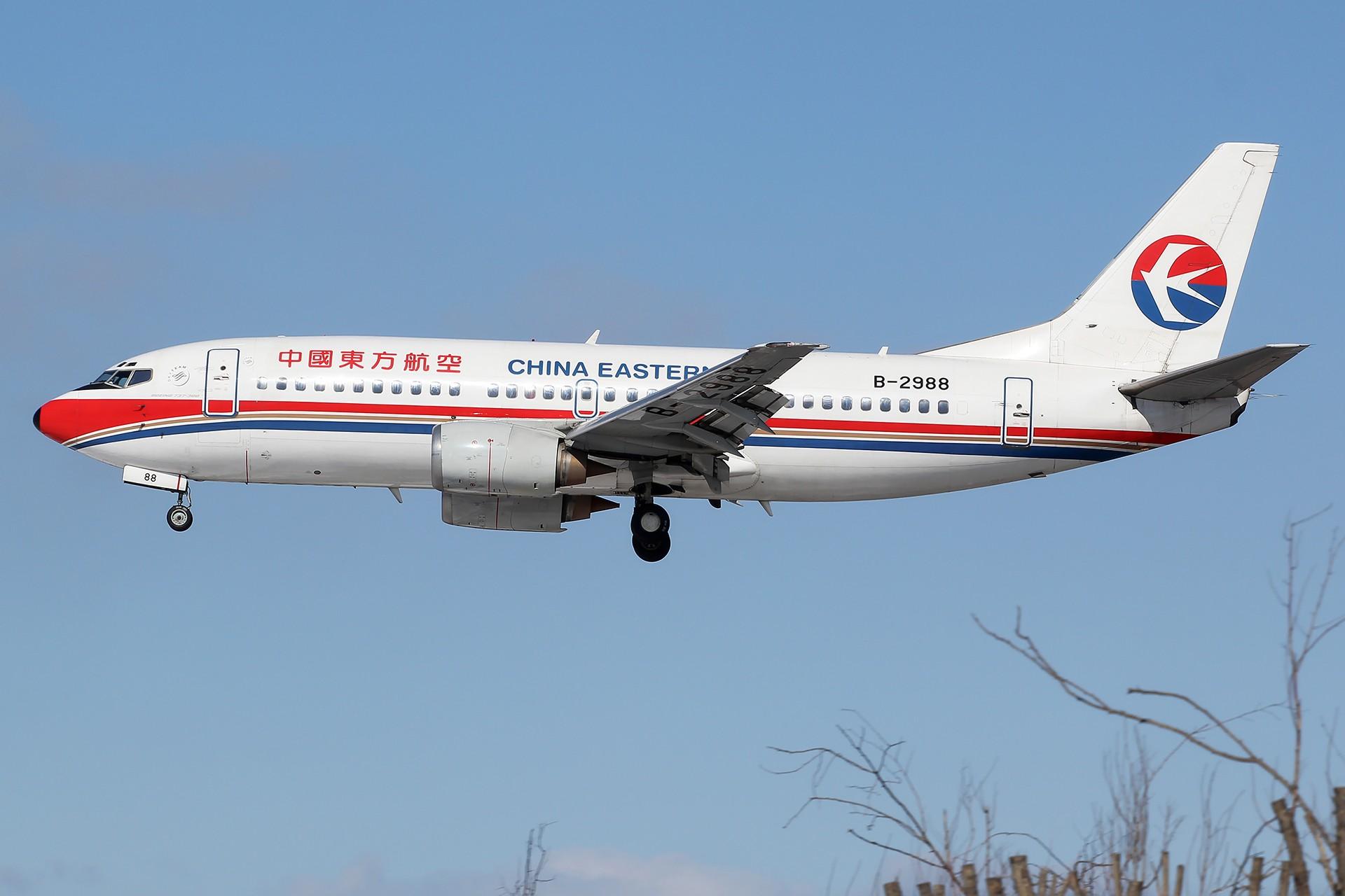 Re:[原创][原创][DLC]。。。DLC雪。。。 BOEING 737-300 B-2988 中国大连国际机场