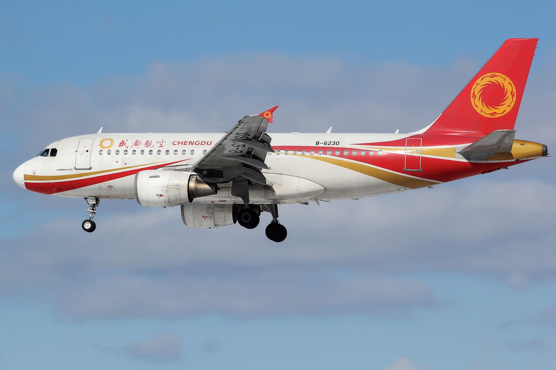 Re:[原创][原创][DLC]。。。DLC雪。。。 AIRBUS A319-100 B-6230 中国大连国际机场