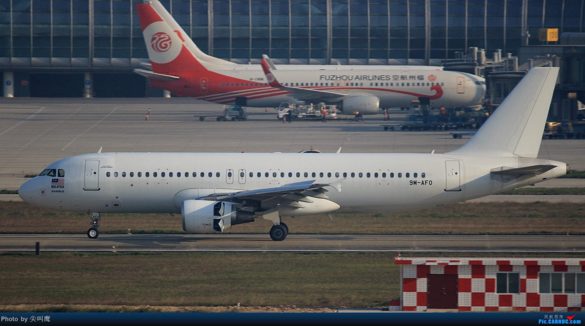 Re:[原创]NNG的马来西亚亚航小合集 AIRBUS A320-200 9M-AFO 中国南宁吴圩国际机场