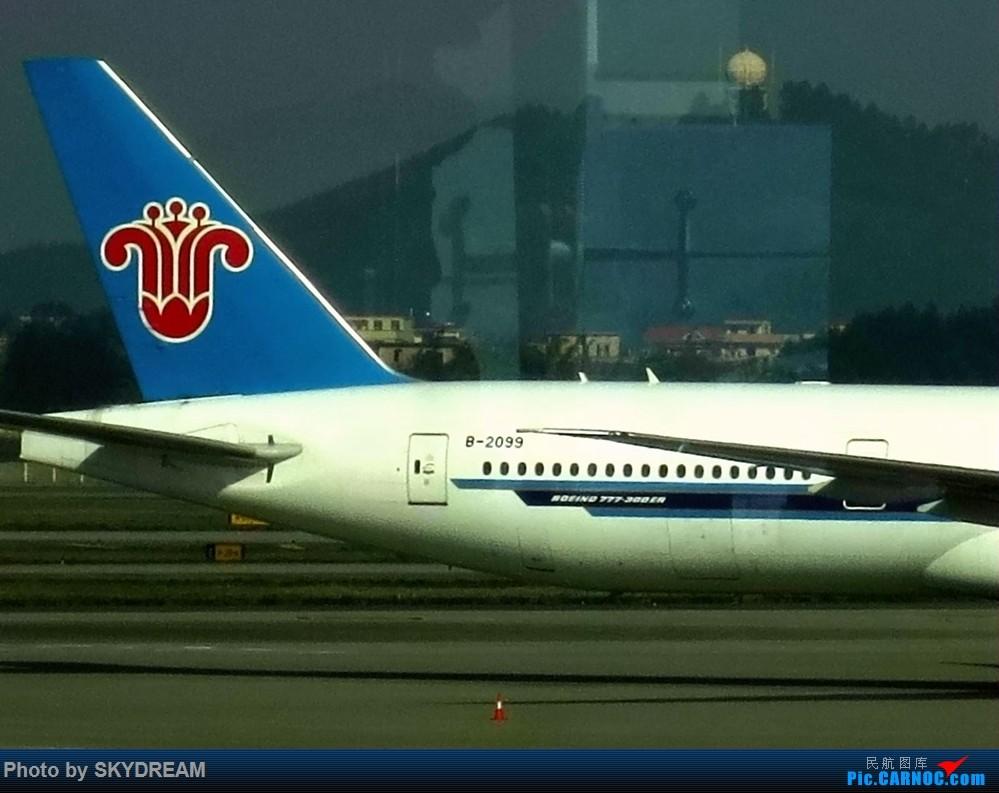 Re:[原创][广州青少年拍机小队] 二月厦门行,闽了建心,感受那座文艺小岛,猴年第一次飞行! BOEING 777-300ER B-2099