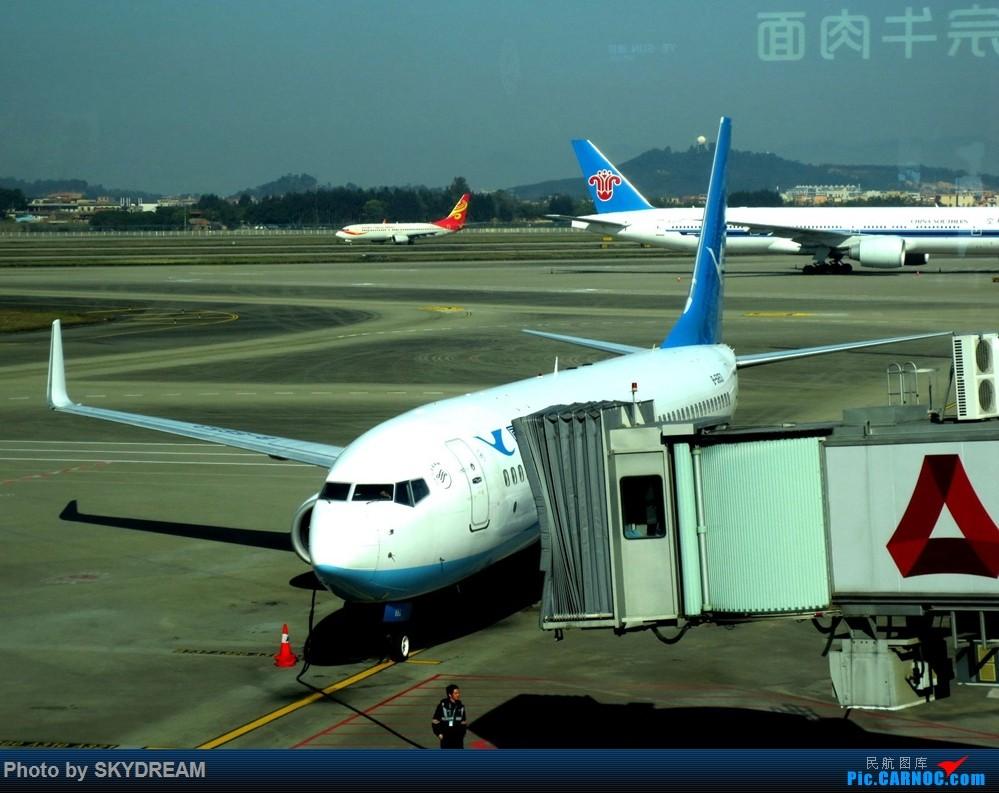 Re:[原创][广州青少年拍机小队] 二月厦门行,闽了建心,感受那座文艺小岛,猴年第一次飞行! BOEING 737-800 B-5653