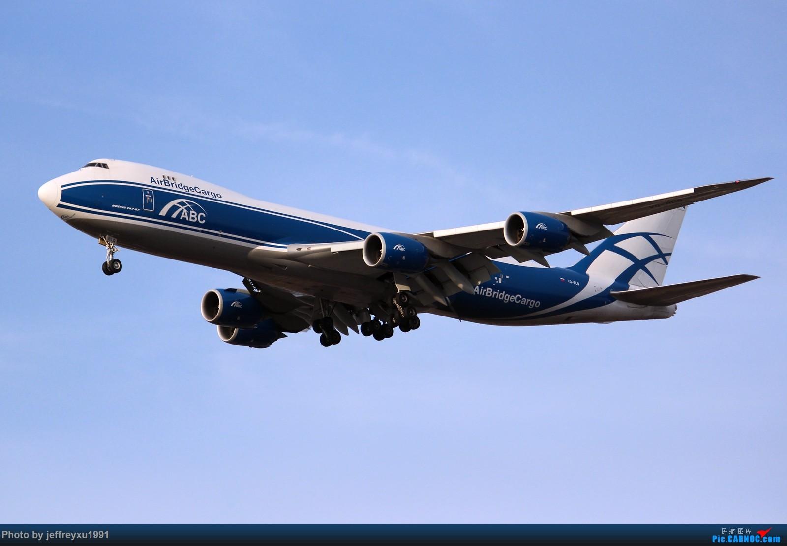 Re:【芝加哥拍机】果然烂天出好货 AirBridgeCargo空桥货运747-8 降落芝加哥奥海尔 BOEING 747-8F YQ-BLQ 美国芝加哥奥黑尔国际机场