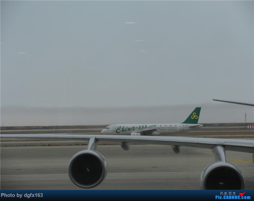 Re:[原创]【dgfx163的游记(9)】春秋航空 A320-200 9C8591 上海PVG-大连DLC 首次选择国内廉价航空,空铁联运回家喽!膜拜大春哥推出的空铁联运 AIRBUS A320-200 B-6862 中国上海浦东国际机场