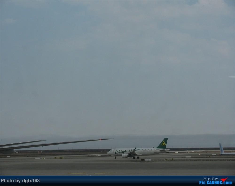Re:[原创]【dgfx163的游记(9)】春秋航空 A320-200 9C8591 上海PVG-大连DLC 首次选择国内廉价航空,空铁联运回家喽!膜拜大春哥推出的空铁联运 AIRBUS A320-200 B-9986 中国上海浦东国际机场