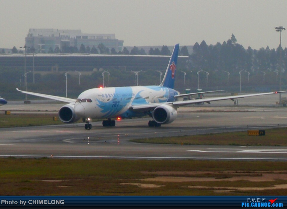 Re:[原创]首次发图,请多指教 BOEING 787-8 B-2725 中国广州白云国际机场