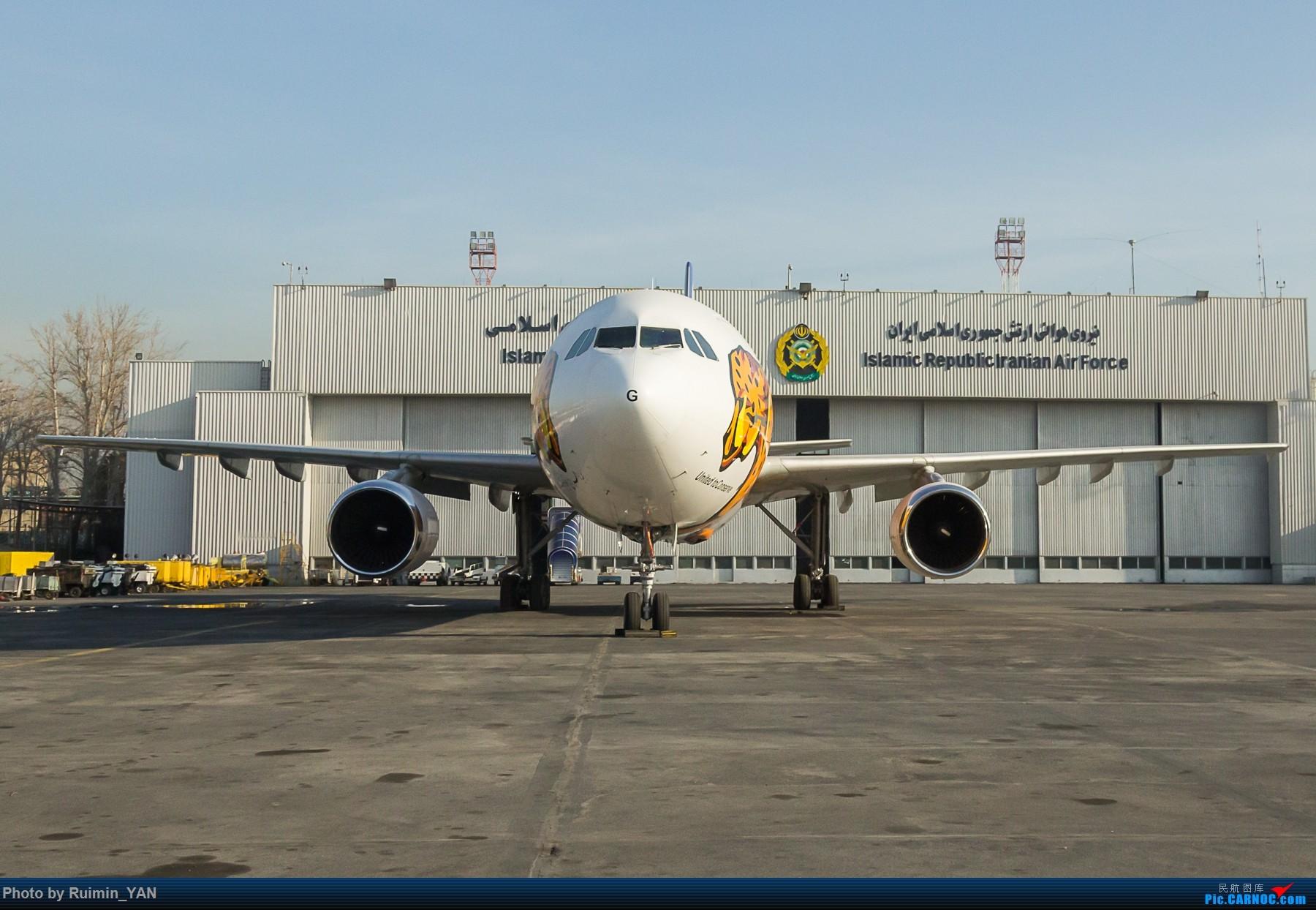 Re:[原创]【THR】(德黑兰梅赫拉巴德机场)伊朗Meraj航空(Meraj Airlines,IJ)野生动物彩绘--空客320 AIRBUS A300B4-600R EP-SIG 伊朗德黑兰机场