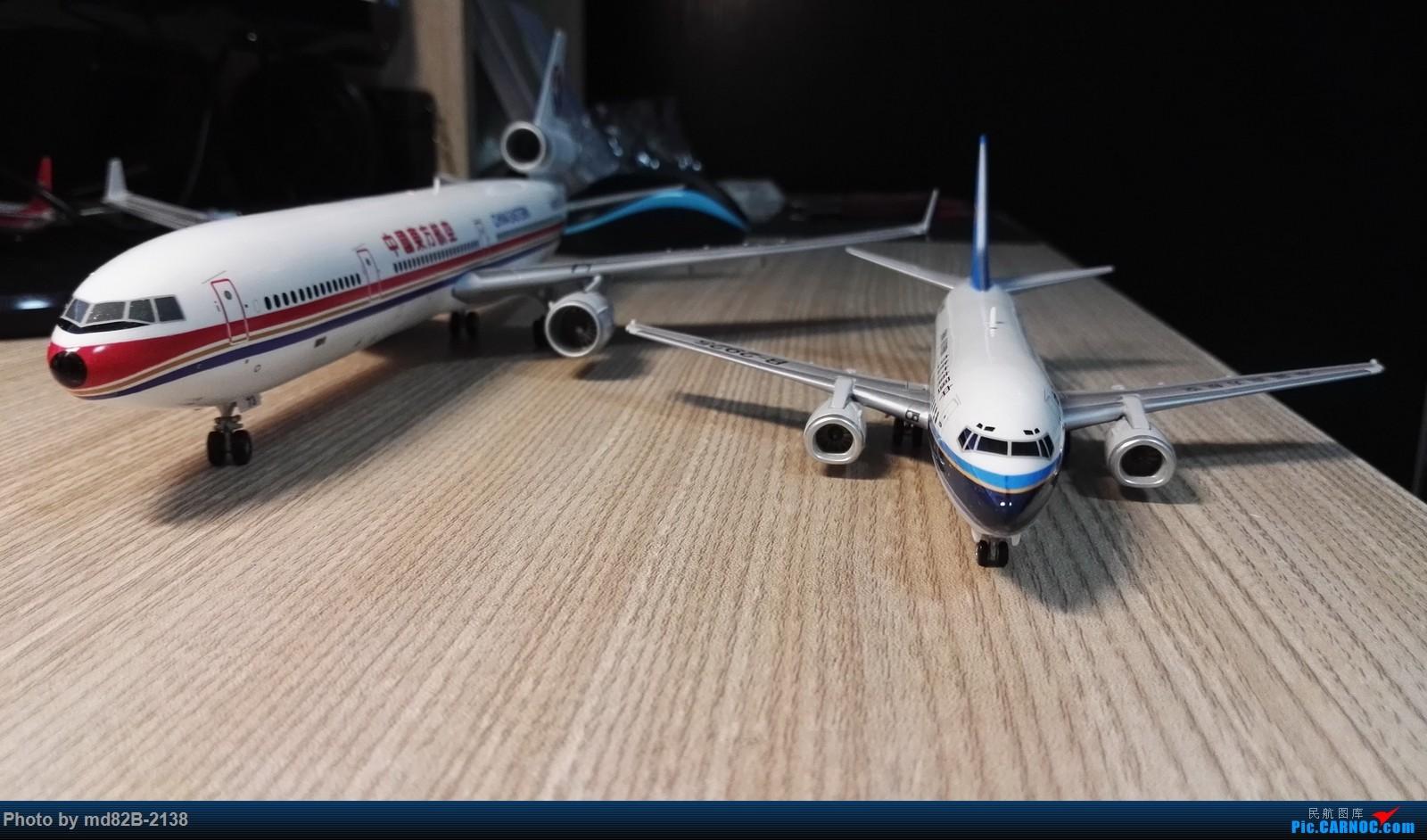 的波音757的模型