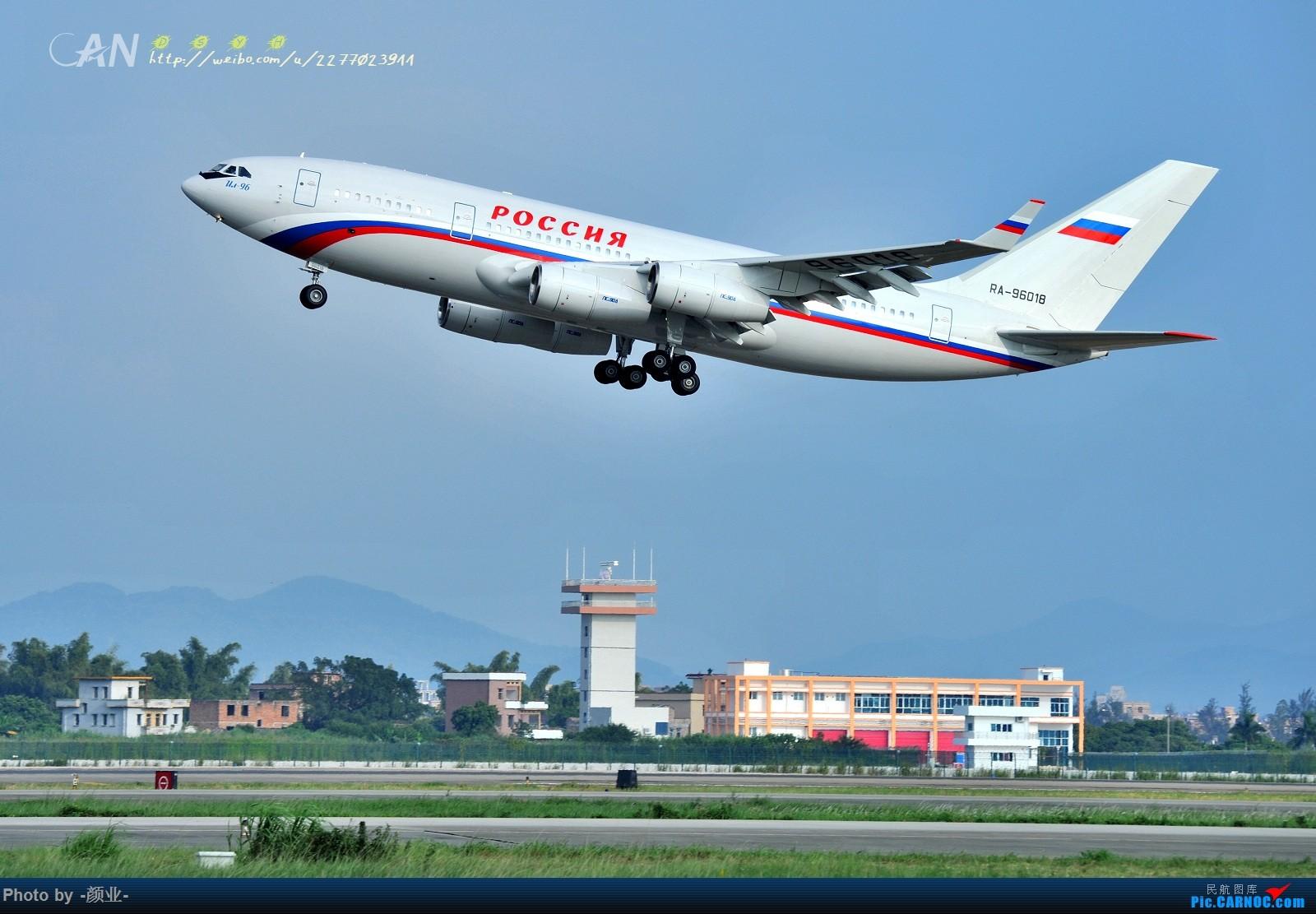 Re:[原创]2011-2016我的打灰机心情[广州] ILYUSHIN IL-96-300 RA-96018 中国广州白云国际机场