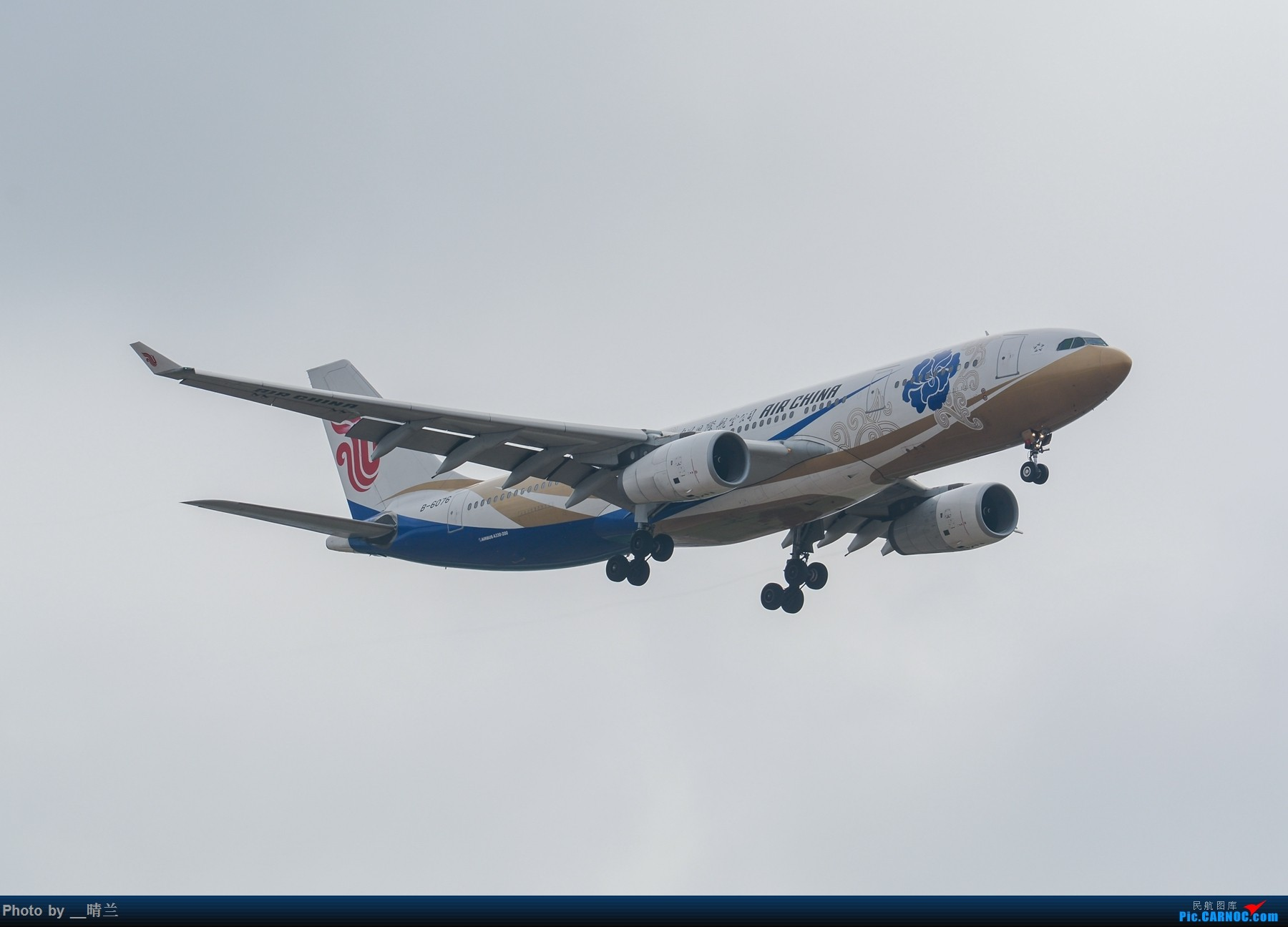 Re:[原创]【PVG】烂天普货,萌新的新鲜感 AIRBUS A330-200 B-6076 中国上海浦东国际机场