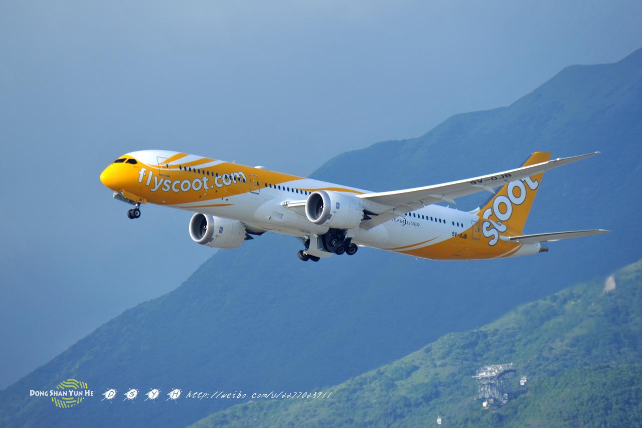 Re:[原创]记录曾经拍过的787 BOEING 787-9 9M-AFM 中国广州白云国际机场