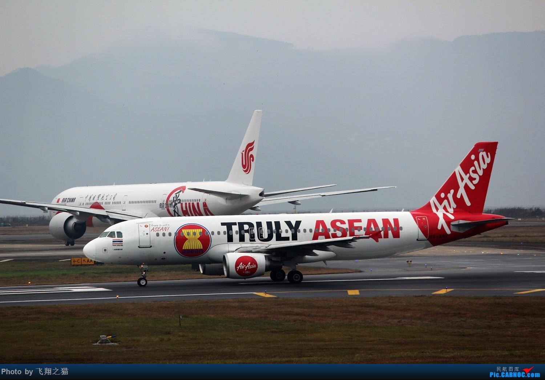 Re:[原创]3月20号就发些320了 AIRBUS A320-200 HS-ABE 中国重庆江北国际机场