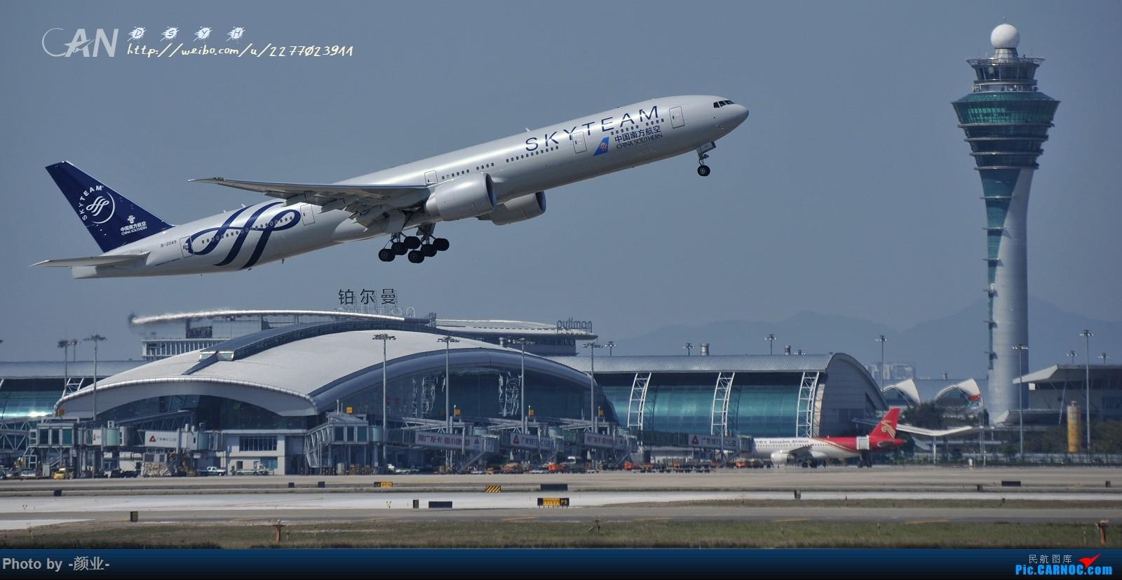 Re:[原创]ZGGG(广州CAN)的波音777系列-继续更新 BOEING 777-300ER B-2049 中国广州白云国际机场