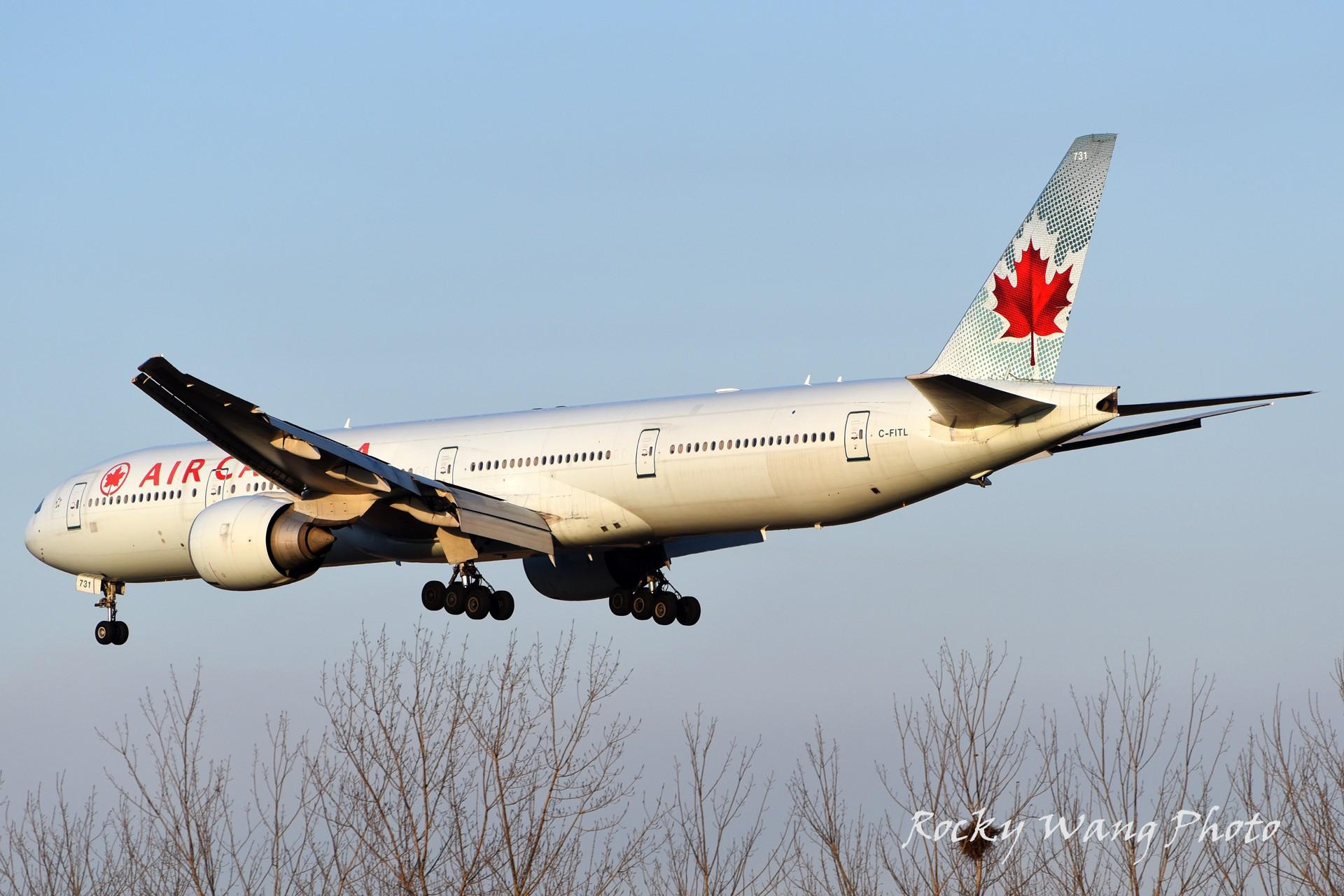Re:[原创]杂图20张 BOEING 777-300ER C-FITL 中国北京首都国际机场