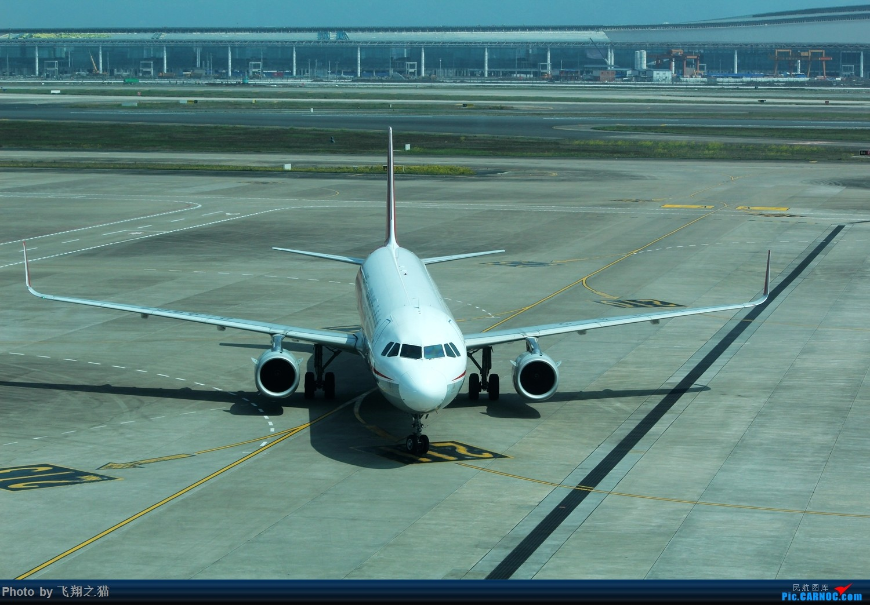Re:[原创]CKG拍机(蓝色九元,蓝色大运号,蓝色天空) AIRBUS A321  中国重庆江北国际机场