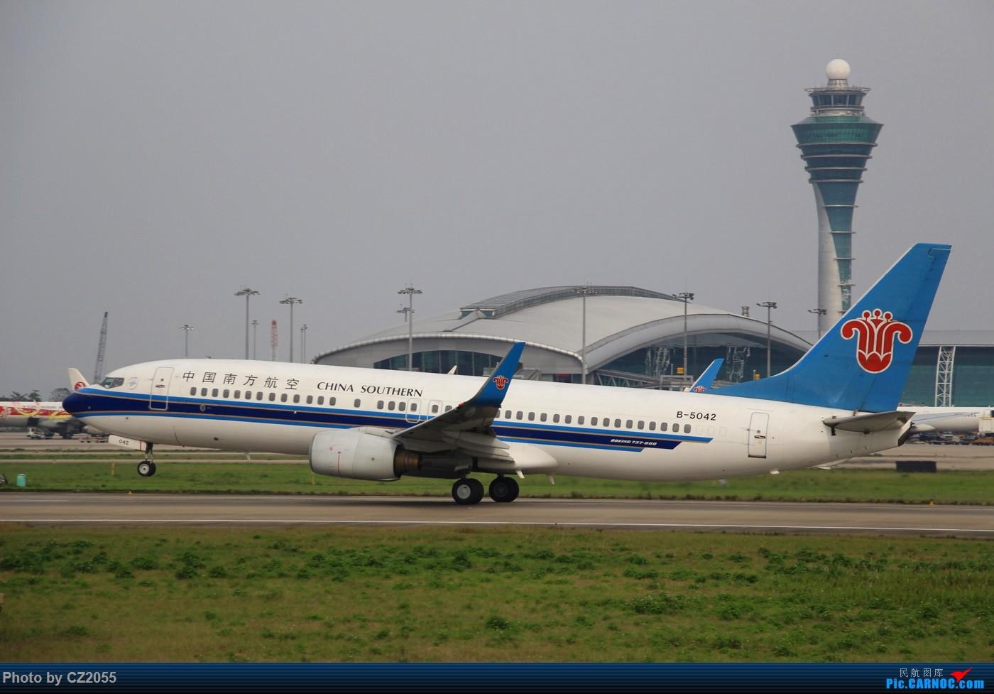 Re:[原创]Re:[原创]【广东青少年拍机小队】【C-Z-2055】一个下午的起起落落[20pics] 更新中... BOEING 737-800 B-5042 中国广州白云国际机场