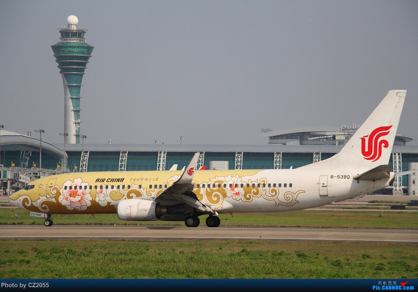 Re:[原创]Re:[原创]【广东青少年拍机小队】【C-Z-2055】一个下午的起起落落[20pics] 更新中... BOEING 737-800 B-5390 中国广州白云国际机场