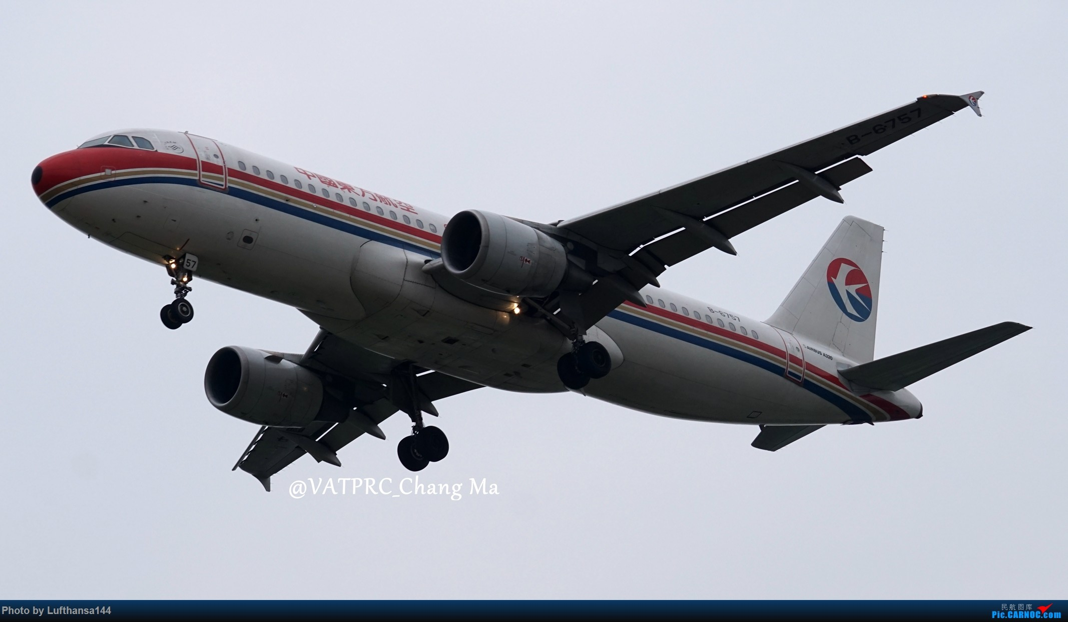Re:CTU周末拍机小结 AIRBUS A320-200 B-6757 中国成都双流国际机场