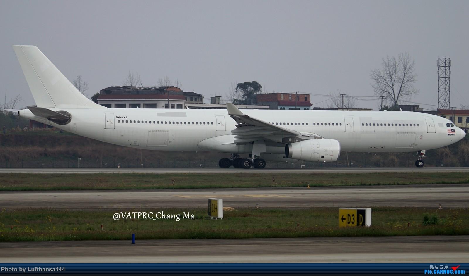 Re:[原创]CTU周末拍机小结 AIRBUS A330-300 9M-XXA 中国成都双流国际机场