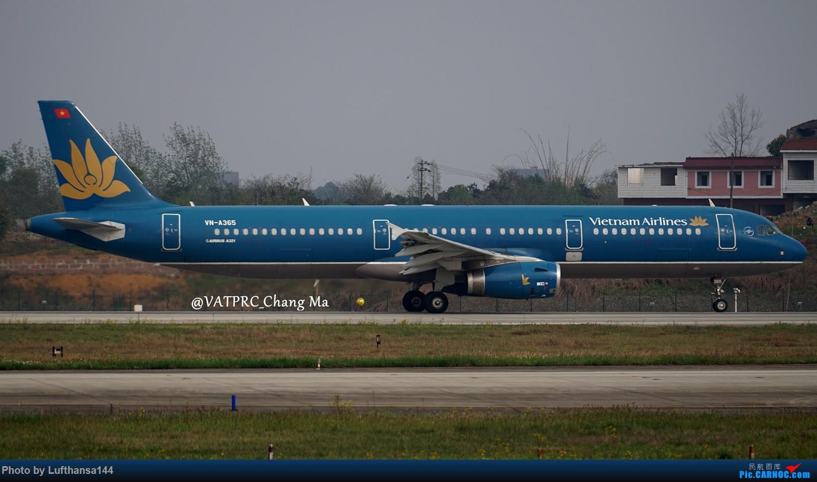 Re:[原创]CTU周末拍机小结 AIRBUS A321 VN-A365 中国成都双流国际机场