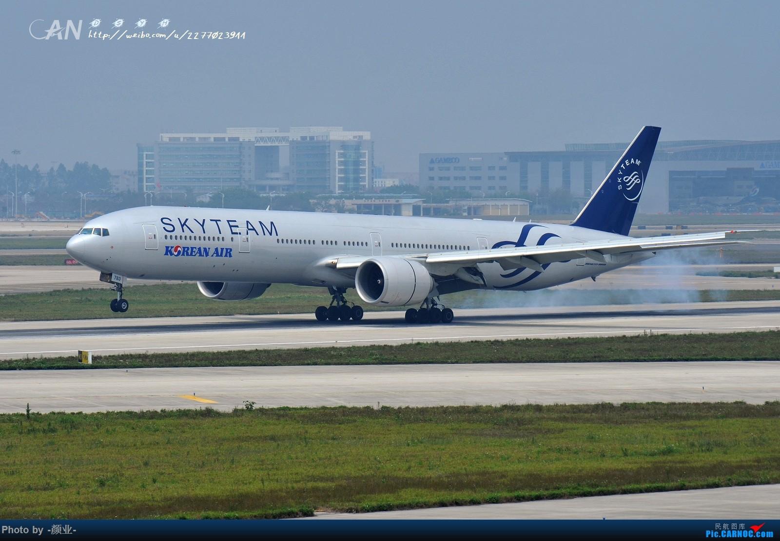 Re:ZGGG(广州CAN)的波音777系列-继续更新 BOEING 757-300 HL-7783 中国广州白云国际机场