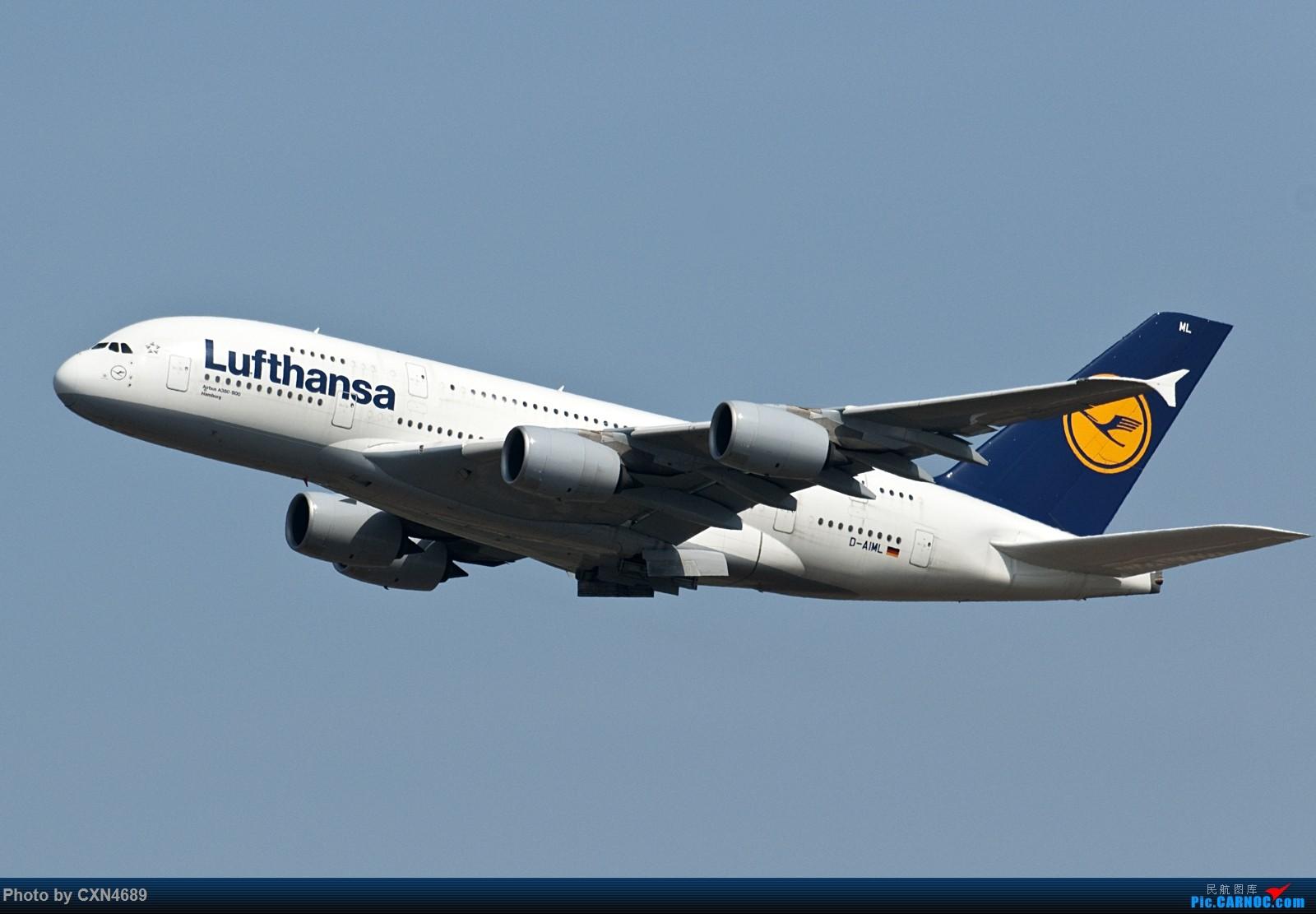 [原创]PVG好天气之N250试镜:A388德胖~(附送几张杂图) AIRBUS A380-800 D-AIML 中国上海浦东国际机场
