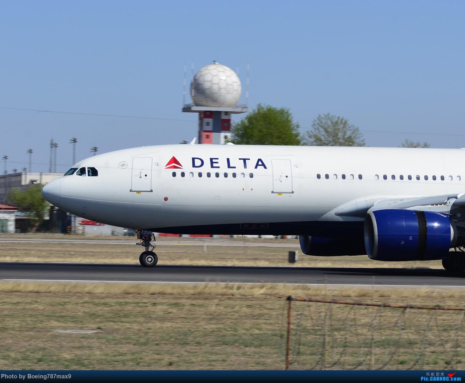 [原创]【PEK】第一次去西跑,发几张大头【1600*高清大图】 AIRBUS A330-200 N858NW 中国北京首都国际机场