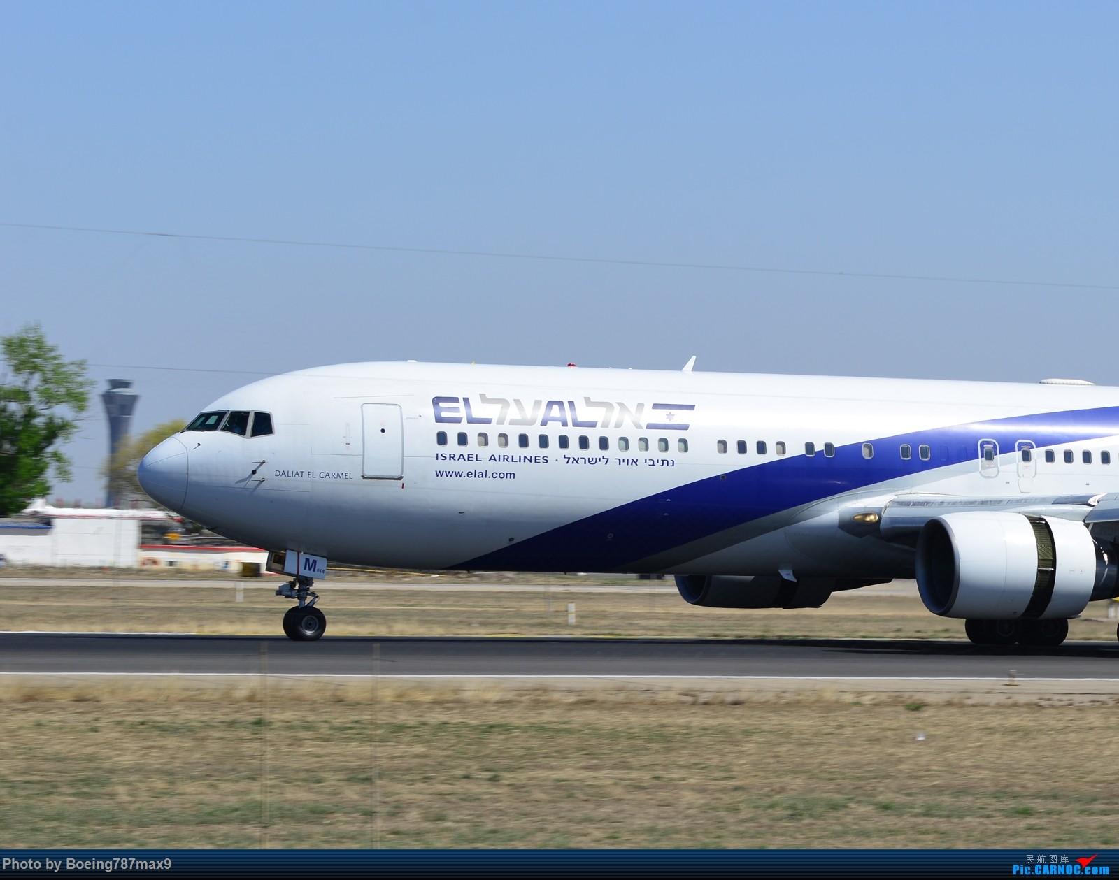 Re:[原创]【PEK】第一次去西跑,发几张大头【1600*高清大图】 BOEING 767-300ER 4X-EAM 中国北京首都国际机场
