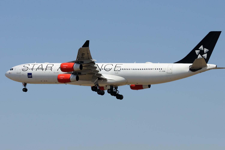 Re:[原创]【PEK】第一次拍到的北欧大猩猩 OY-KBM A340-300 AIRBUS A330-300 OY-KBM 中国北京首都国际机场