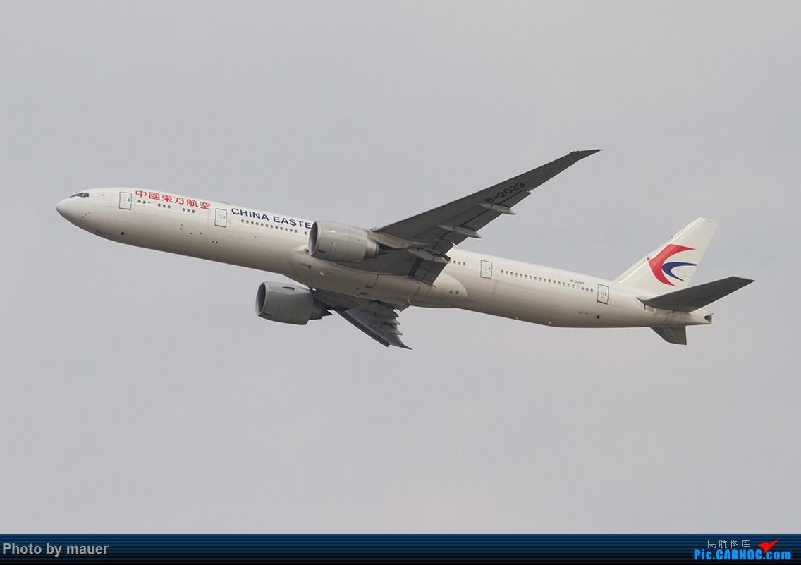 [原创]【福州飞友会】国泰龙来福州~ BOEING 777-300ER B-2023