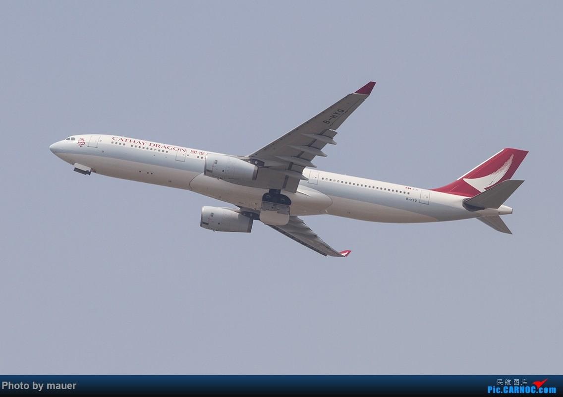 Re:[原创]【福州飞友会】国泰龙来福州~ AIRBUS A330-300 B-HYG