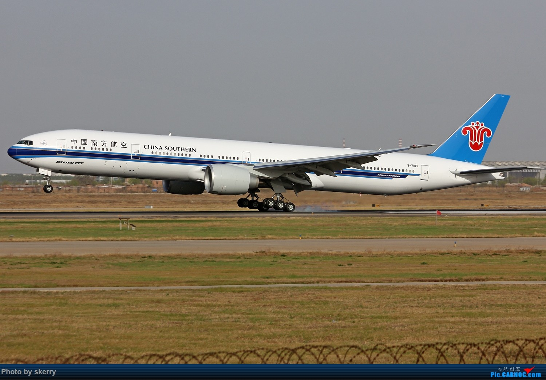 [原创]***【TSN飞友会】南航的最新77W B-7183!*** BOEING 777-300ER B-7183 中国天津滨海国际机场