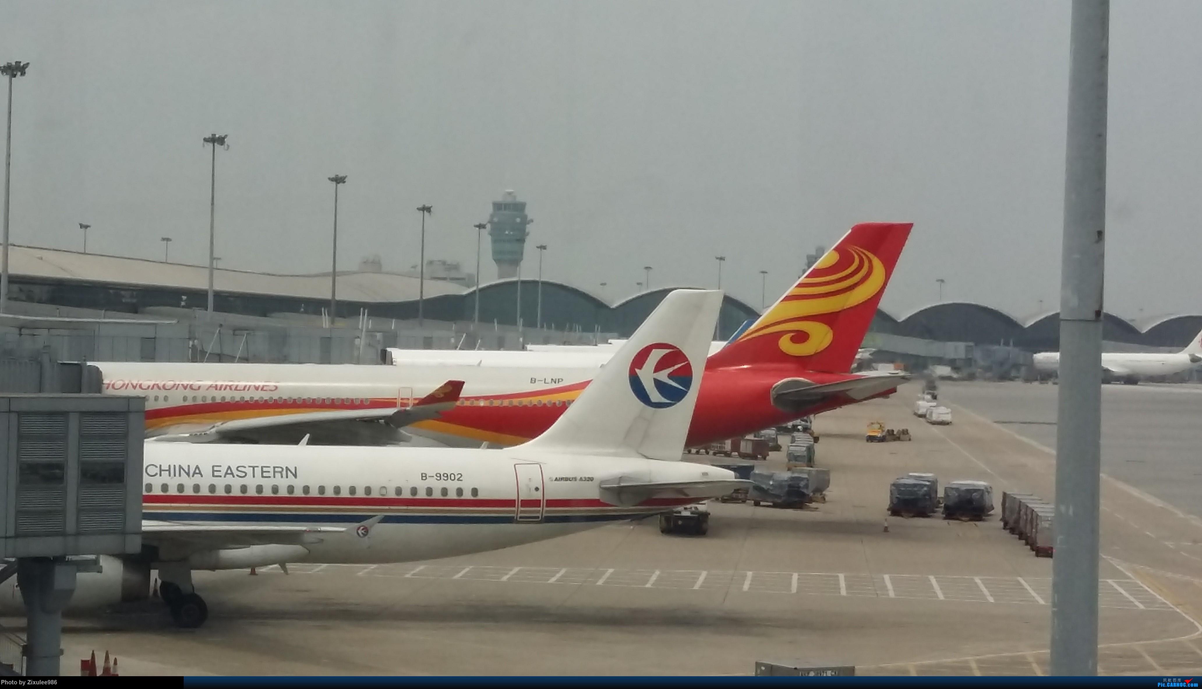 [原创]来几张去年在hkg拍的图 AIRBUS A320-200 B-9902 中国香港国际机场
