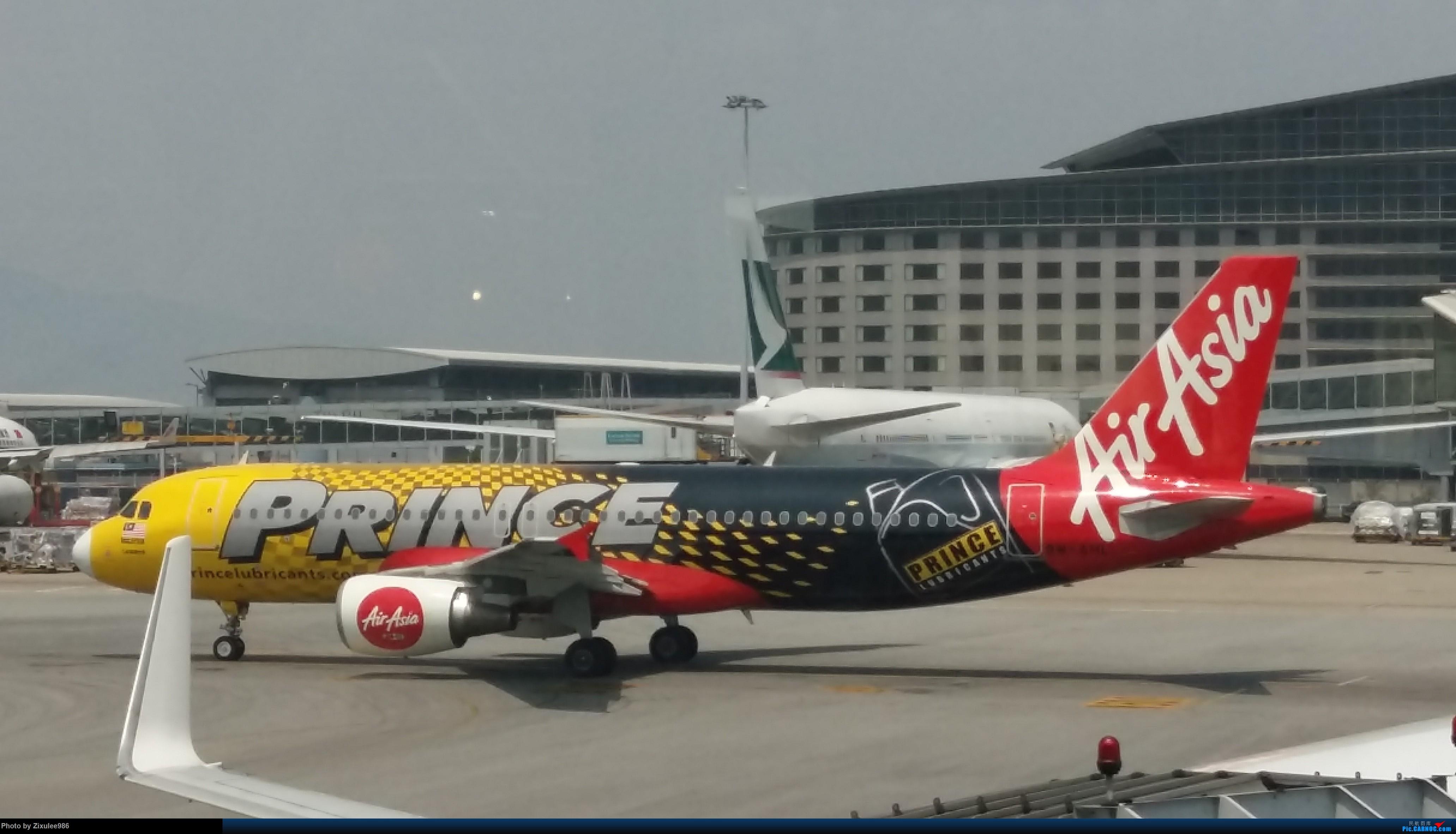 Re:[原创]来几张去年在hkg拍的图 A320-216 9M-AHL 中国香港国际机场
